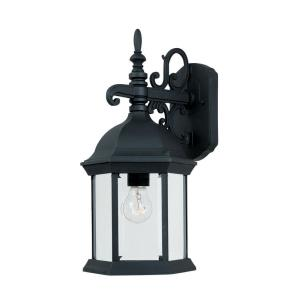 Devonshire - One Light Outdoor Wall Lantern