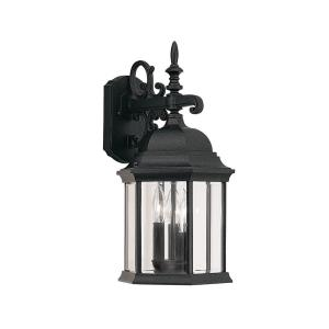 Devonshire - Three Light Outdoor Wall Lantern