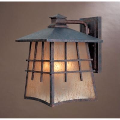 Designers Fountain 30711-MP Oak Park - Three Light Outdoor Wall Lantern