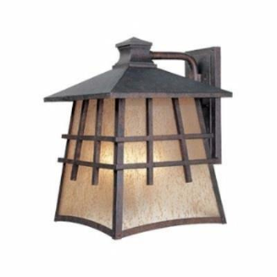 Designers Fountain 30721 Oak Park - Four Light Outdoor Wall Lantern