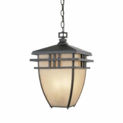 Designers Fountain 30834 Dayton - Three Light Outdoor Hanging Lantern