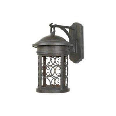 Designers Fountain 31121 Ellington - One Light Outdoor Wall Lantern