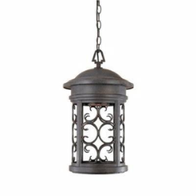 Designers Fountain 31134-MP Ellington - One Light Outdoor Hanging Lantern
