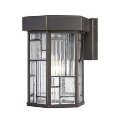 Designers Fountain 32121-ABP 8 Inch Wall Lantern