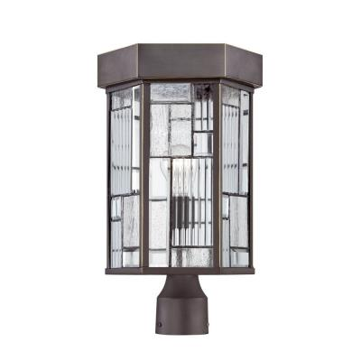 Designers Fountain 32136-ABP Post Lantern