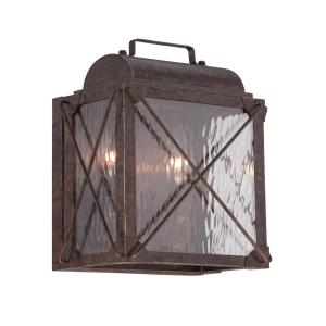 Colfax - One Light Outdoor Wall Lantern