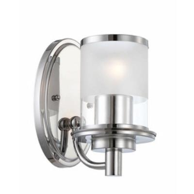 Designers Fountain 6691-CH Essence - One Light Wall Sconce