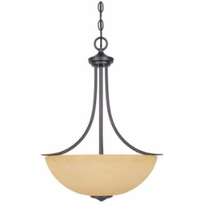 Designers Fountain 83331-ORB Madison - Inverted Pendant