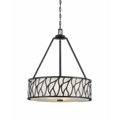 Designers Fountain 83731-ART Modesto - Three Light Inverted Pendant