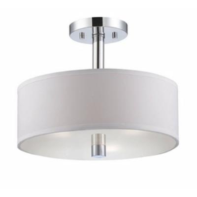 Designers Fountain 84511-CH Cordova - Three Light Semi-Flush Mount