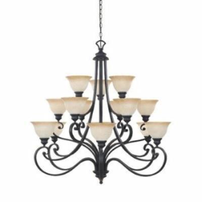 Designers Fountain 961815-NI 15-Light Chandelier