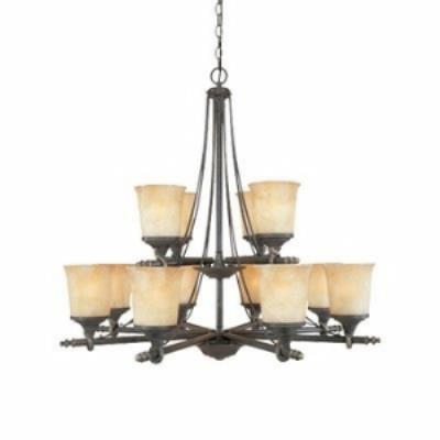 Designers Fountain 973812 Chandelier