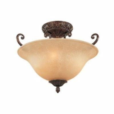 Designers Fountain 97511 Semi-Flush