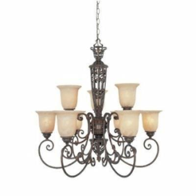 Designers Fountain 97589 Chandelier