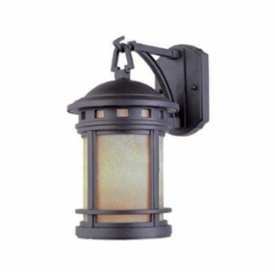 Designers Fountain ES2391-AM-ORB Sedona - One Light Outdoor Wall Lantern