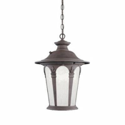 Designers Fountain ES2844-AG Quintessence - One Light Outdoor Hanging Lantern