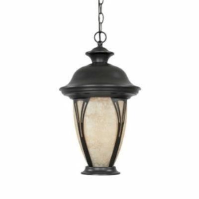 Designers Fountain ES30534-AM-BZ Westchester - One Light Outdoor Hanging Lantern