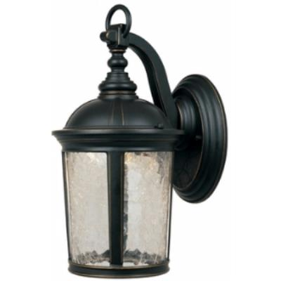 "Designers Fountain LED21321-ABP Winston - 7"" LED Wall Lantern"
