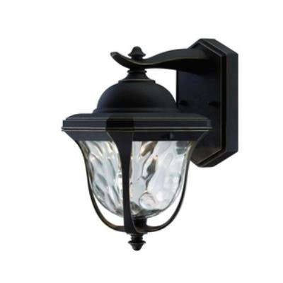 Designers Fountain LED21921-ABP 6 1/2 Inch LED Wall Lantern