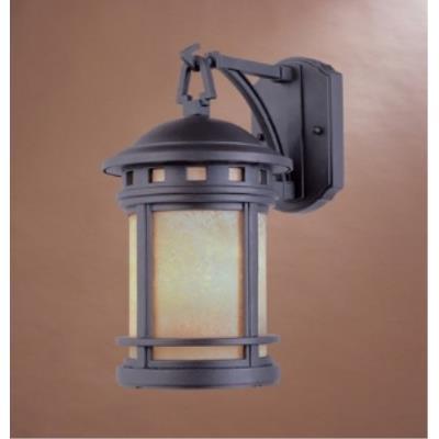 Designers Fountain 2391-AM-ORB Sedona - Three Light Outdoor Wall Lantern