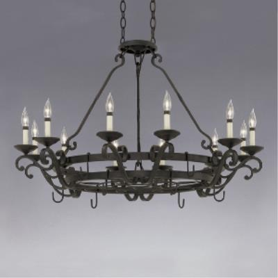 Designers Fountain 9031-NI Messina Chandeliers