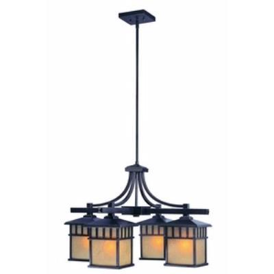 Dolan Lighting 1910-68 Barton - Four Light Chandelier