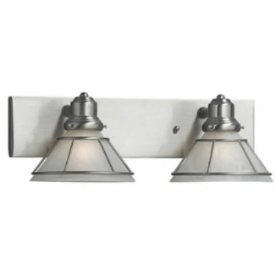 Dolan Lighting 632-09 Craftsman - Two Light Bath Bar