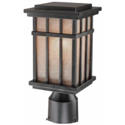 Dolan Lighting 9141-68 Freeport - One Light Outdoor Post Mount