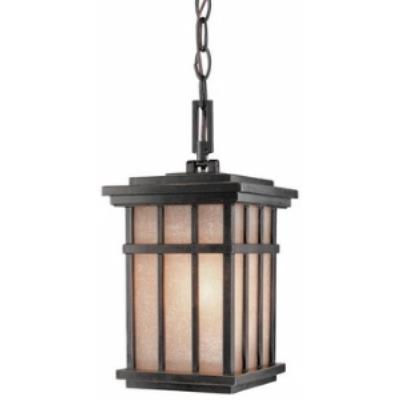 Dolan Lighting 9143-68 Freeport - One Light Outdoor Hanging Fixture