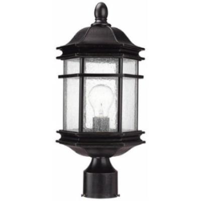 Dolan Lighting 9238-68 Barlow - One Light Outdoor Post Lantern