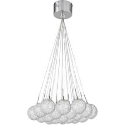 ET2 Lighting E20113-78 Starburst - Nineteen Light Pendant