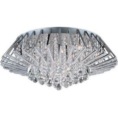 ET2 Lighting E20402-20PC Zen - Twenty Light Flush Mount
