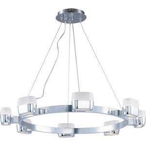 Ellipse - Eight Light Pendant