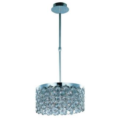 ET2 Lighting E21154-20PC Dazzle - Five Light Pendant