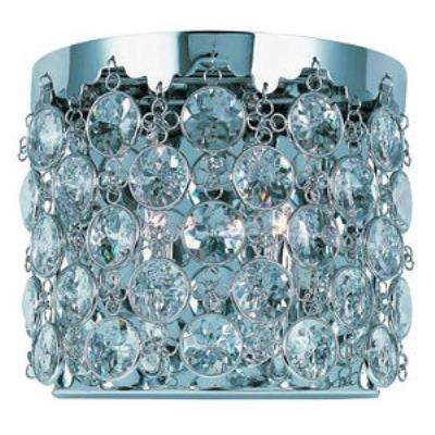 ET2 Lighting E21157-20PC Dazzle - Two Light Wall Sconce