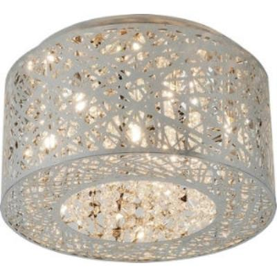 ET2 Lighting E21300-10PC Inca - Seven Light Flush Mount