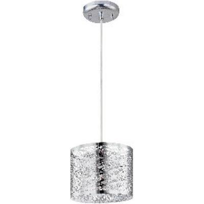 ET2 Lighting E21306-10PC Inca - One Light Mini-Pendant