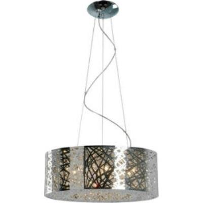 ET2 Lighting E21308-10PC Inca - Nine Light Pendant