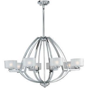 Vortex - Eight Light Pendant