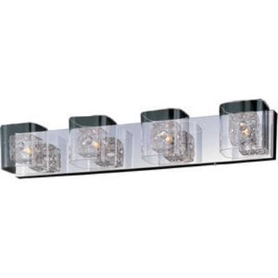 ET2 Lighting E22834-18PC Gem - Four Light Bath Vanity