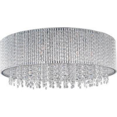 ET2 Lighting E23132-10PC Spiral - Ten Light Flush Mount