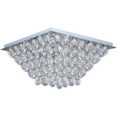 ET2 Lighting E24000-20PC Brilliant - Sixteen Light Flush Mount