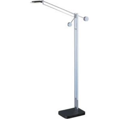ET2 Lighting E41021-BK/PC Eco-Task - LED Floor Lamp