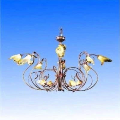 ET2 Lighting E999-9802 Twelve Light Chandelier
