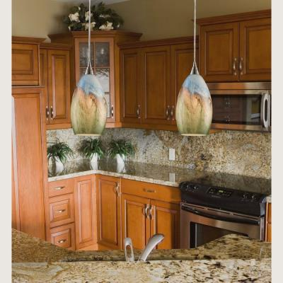 Elk Lighting 10077/1 Geologic - One Light Pendant