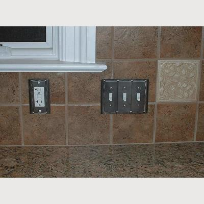 Elk Lighting 2500 Clickplates - Outlet Cover