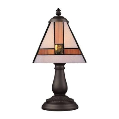 Elk Lighting 080-TB-01 Mix-N-Match - One Light Table Lamp