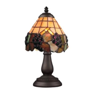 Elk Lighting 080-TB-07 Mix-N-Match - One Light Table Lamp