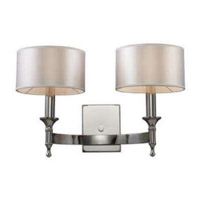 Elk Lighting 10122/2 Pembroke - Two Light Wall Sconce