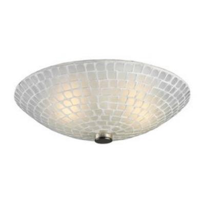 Elk Lighting 10139/2WHT Fusion - Two Light Semi-Flush Mount